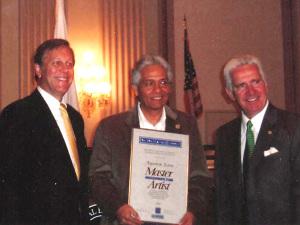 Agustín Lira is recognized as an NEA National Heritage Fellow, 2007.