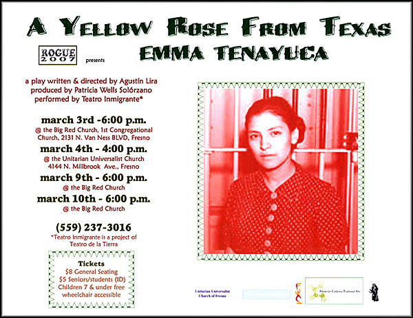 A Yellow Rose From Texas
